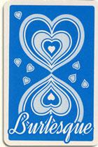 burlesque card
